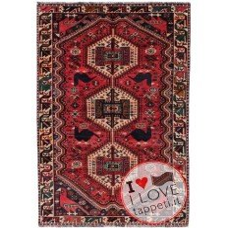 tappeto persia shiraz cm 161x245