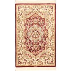 tappeto persia ghom seta cm 80x121
