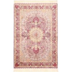 tappeto persia ghom seta cm 101x146