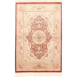 tappeto persia ghom seta cm 100x147