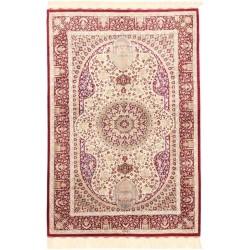 tappeto persia ghom seta cm 98x146