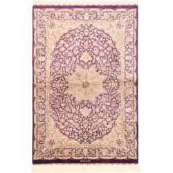tappeto persia ghom seta cm 100x148