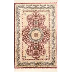 tappeto persia ghom seta cm 98x147