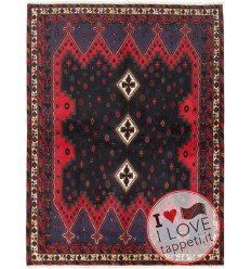 tappeto persia afshar cm 180x242