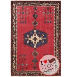 tappeto persia afshar cm 164x245