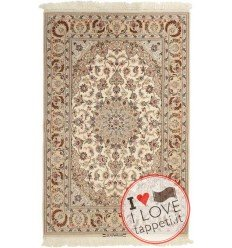tappeto persia isfahan cm 132x200