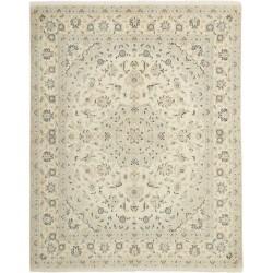tappeto persia nain fine con seta cm 198x247