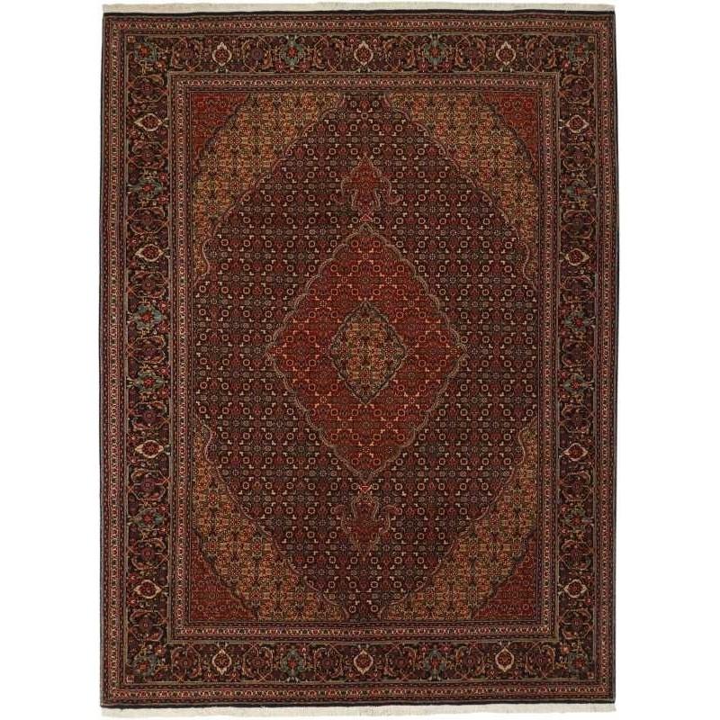 tappeto persia tabriz 40 mahi cm 206x289