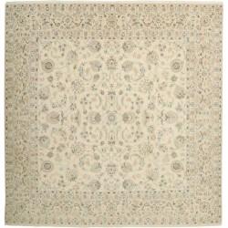 tappeto persia nain fine con seta cm 301x310