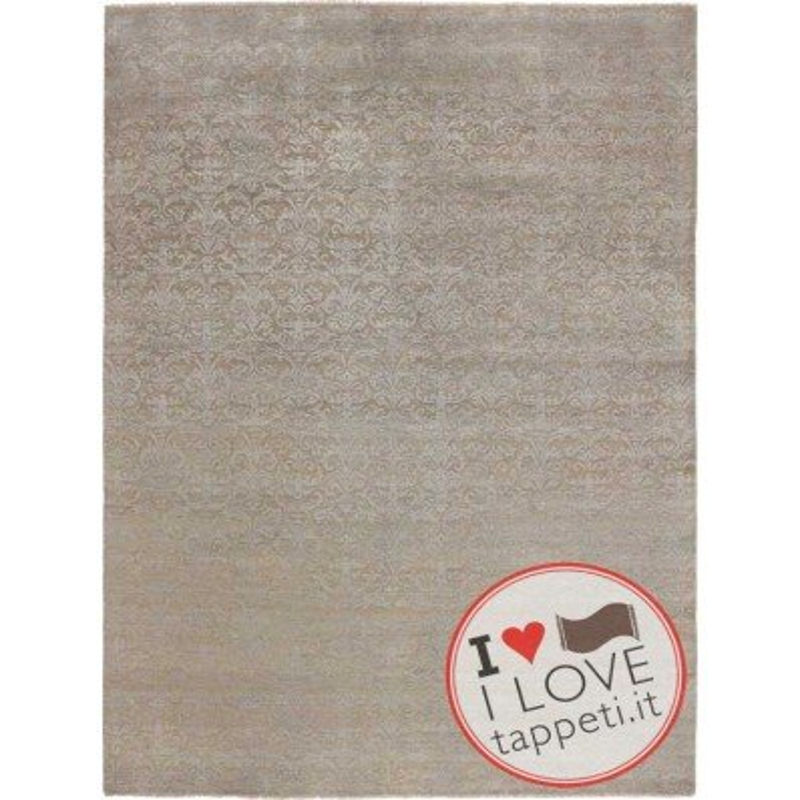 tappeto india damask cm 244x354