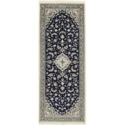 tappeto persia nain extra fine silk cm 81x208