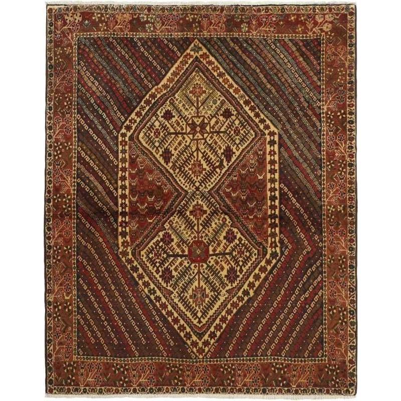 tappeto persia shahrbabak cm 157x190