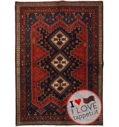 tappeto persia afshar cm 162x230