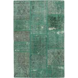 tappeto persia vintage patchwork cm 101x152