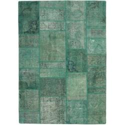 tappeto persia vintage patchwork cm 143x198