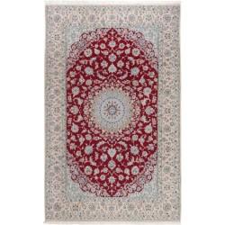 tappeto persia nain fine con seta cm 200x317