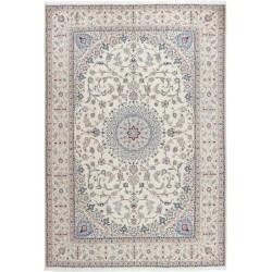 tappeto persia nain fine con seta cm 217x310