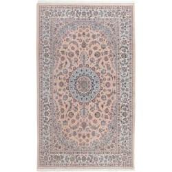 tappeto persia nain fine con seta cm 196x320