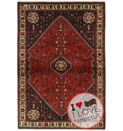 tappeto persia abadeh cm 104x148