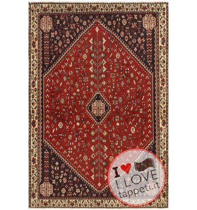 tappeto persia abadeh cm 107x160