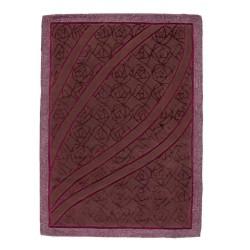 Carpet moderno Demi violet Renato Balestra cm.170x240 in offerta