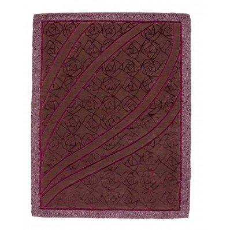 Tappeto moderno Demi violet Renato Balestra cm.170x240 in offerta