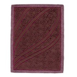 Carpet moderno Demi violet Renato Balestra cm.200x300 in offerta
