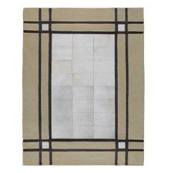 Carpet moderno Leon beige Renato Balestra cm.170x240 in offerta