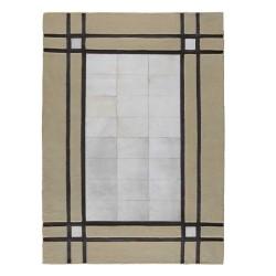 Carpet moderno Leon beige Renato Balestra cm.200x300 in offerta