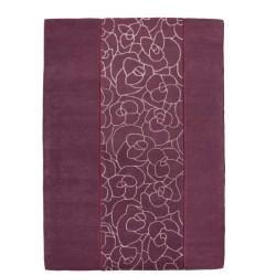 Carpet moderno Vega violet Renato Balestra cm.140x200 in offerta