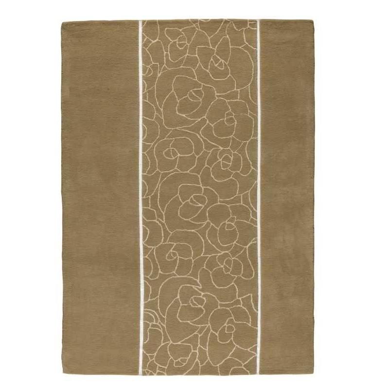 Carpet moderno Vega beige Renato Balestra cm.140x200 in offerta