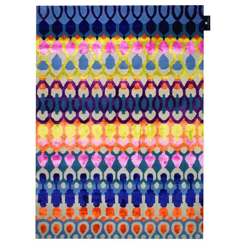 Carpet moderno Wallflor Popo multicolor Lauren Jacob