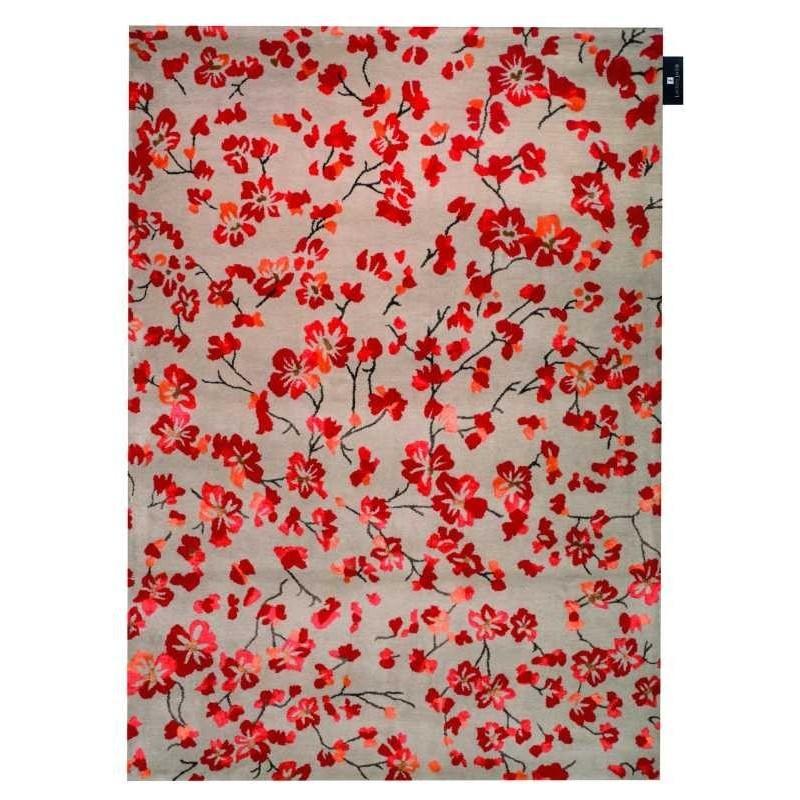 Carpet moderno Wallflor April Orange Lauren Jacob