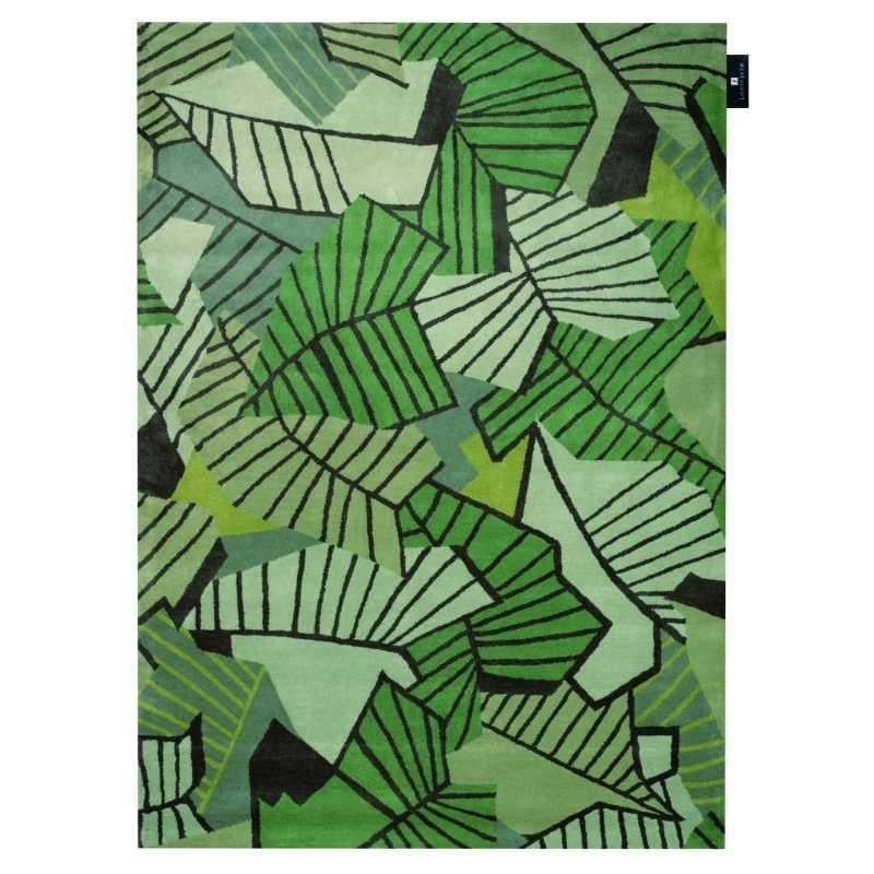 Tappeto moderno Wallflor Ivy Green Lauren Jacob