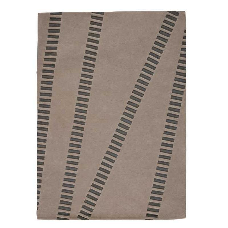 Carpet moderno Wallflor Swing Grey Lauren Jacob