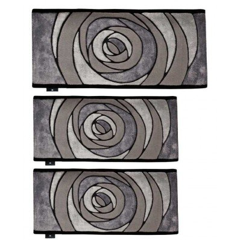 Carpet moderno Wallflor Horizon Grey Lauren Jacob