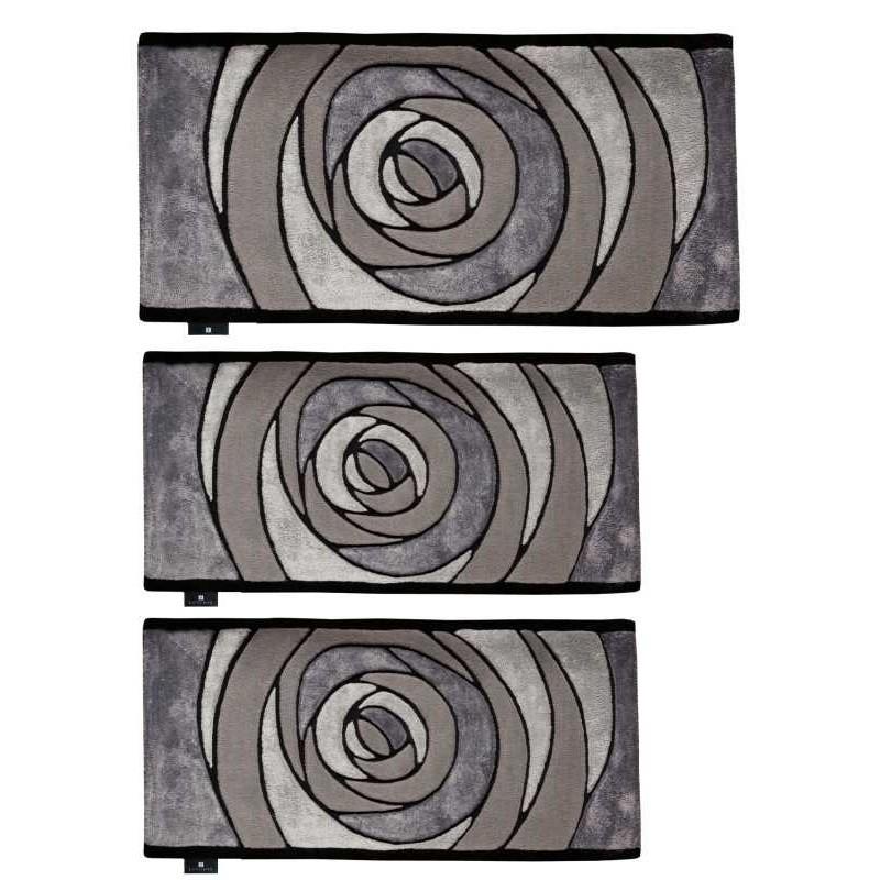 Tappeto moderno Wallflor Horizon Grey Lauren Jacob
