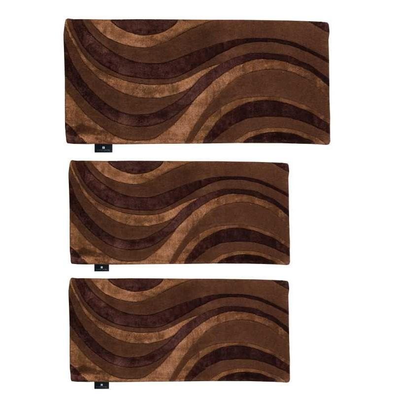 Carpet moderno Wallflor Marigold Brown Lauren Jacob