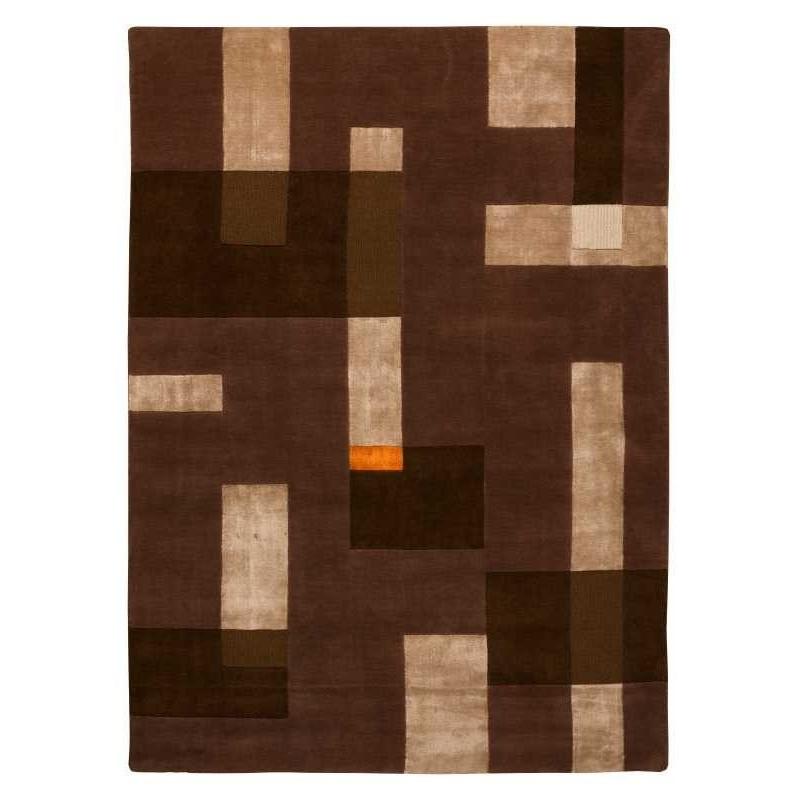Carpet moderno Wallflor Ossian Beige Brown Lauren Jacob