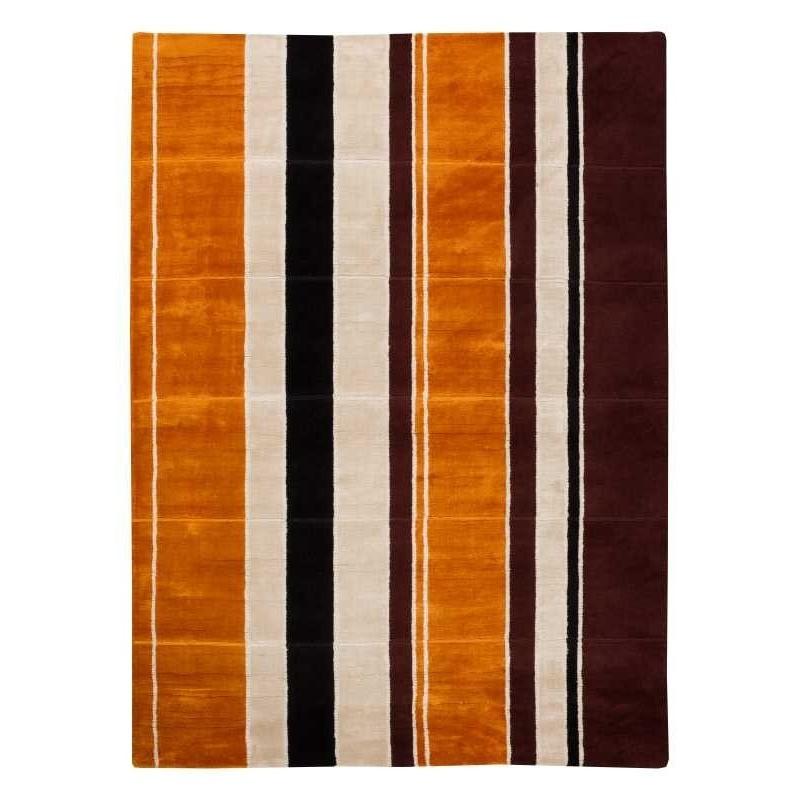Tappeto moderno Wallflor Sunset Rust Lauren Jacob