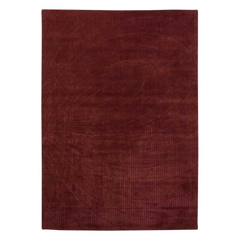 Carpet moderno Wallflor Hypnosia Aubergine Lauren Jacob
