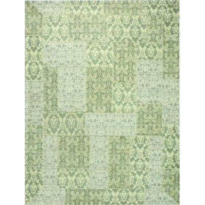 Carpet moderno Wallflor Patchwork 14 Ivory Lauren Jacob