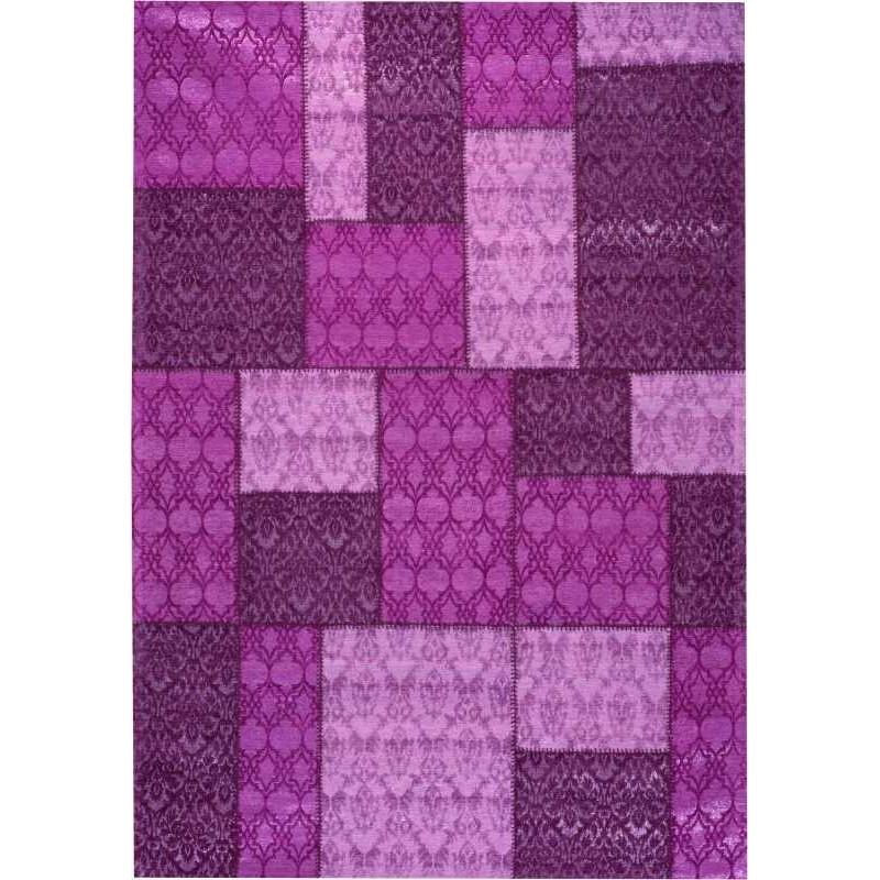 Tappeto moderno Wallflor Patchwork 10 Iris Lauren Jacob