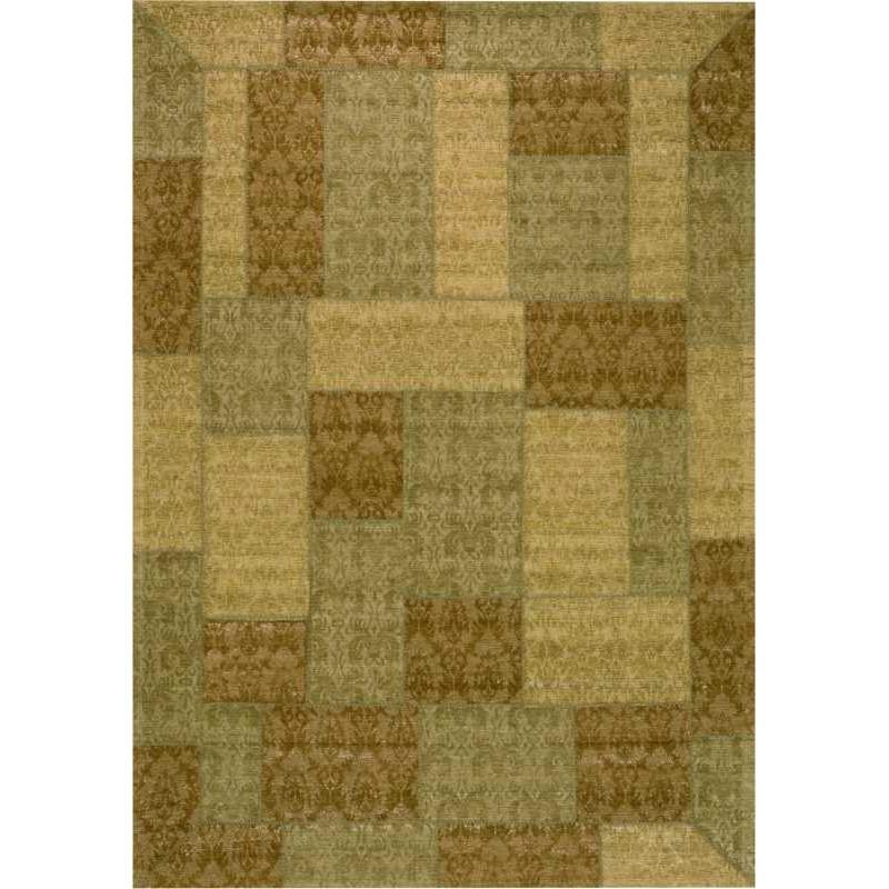 Carpet moderno Wallflor Patchwork 7 Gold Lauren Jacob