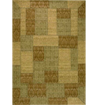 Tappeto moderno Wallflor Patchwork 7 Gold Lauren Jacob