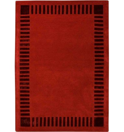 Carpet moderno Wallflor Nadir 180 Red Lauren Jacob