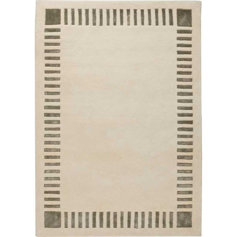 Carpet moderno Wallflor Nadir 110 Ivory Lauren Jacob