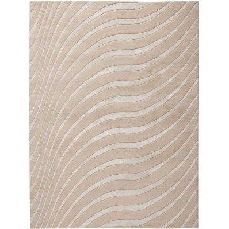 Carpet moderno Wallflor Nadir 100 White Lauren Jacob