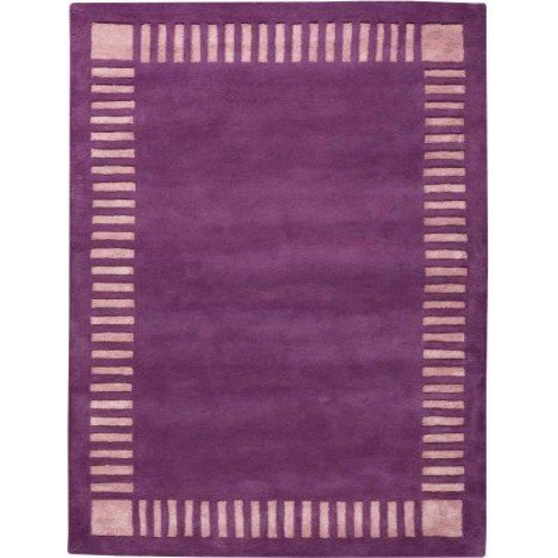 Tappeto moderno Wallflor Nadir 170 Lilac Lauren Jacob