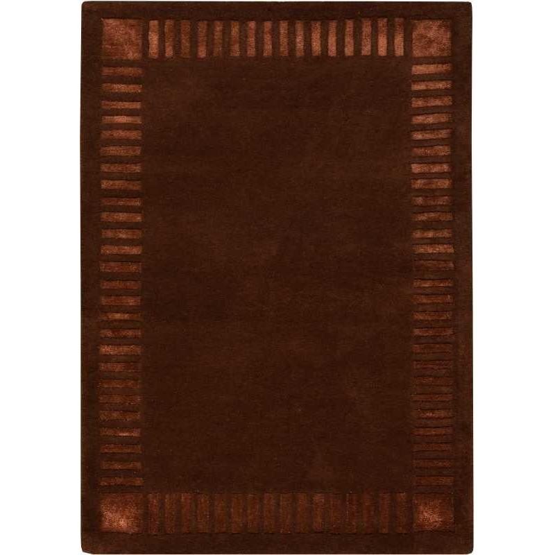 Carpet moderno Wallflor Nadir 140 Brown Lauren Jacob